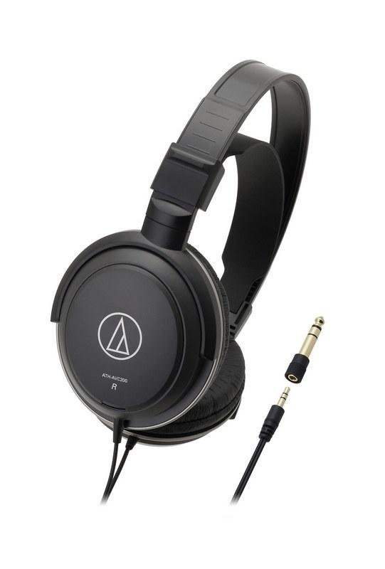Audio-Technica ATH-AVC200 Zárt fejhallgató – Audiophile Szalon – Exkluzív  HiFi- és Házimozi rendszerek 5b4c3ce947