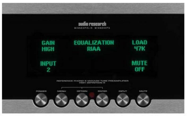 Audio Research Reference Phono 3SE beharangozó - Whathifi