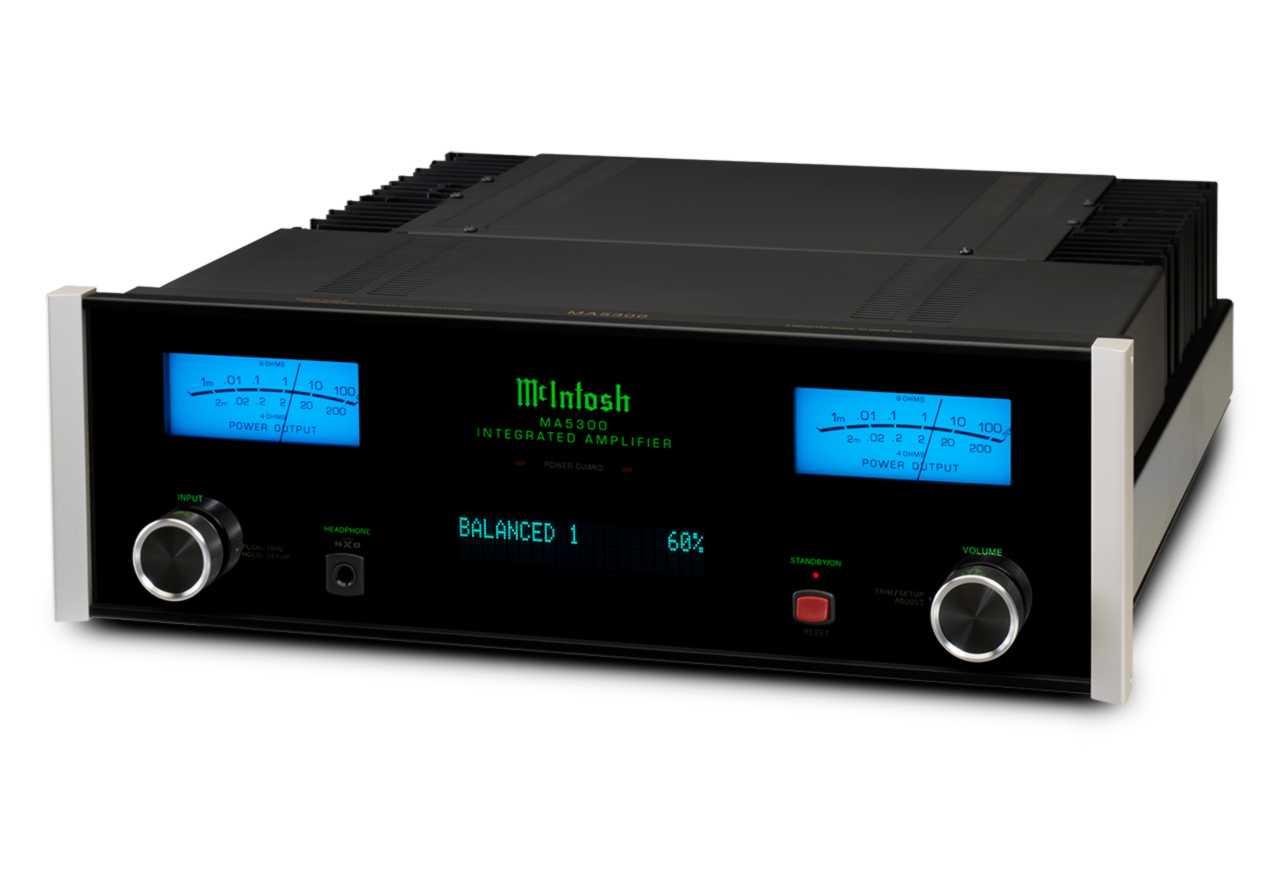 McIntosh MA5300 Stereonet bemutató
