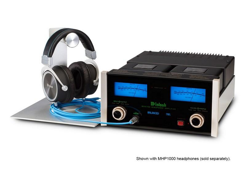 McIntosh MHA150 Dedikált Fejhallgató Erősítő 975fda1737