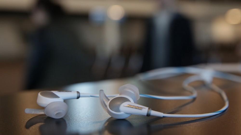 BOSE QuietComfort® 20 fülhallgató – Apple készülékekhez – Audiophile ... 69a3db6ce4