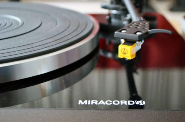 Elac Miracord 50 lemezjátszó bemutató