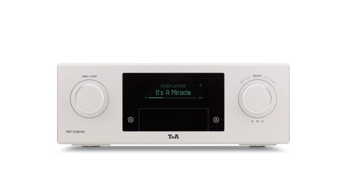 T + A SDV 3100 HV és PDT 3100 HV bemutató The Absolute Sound