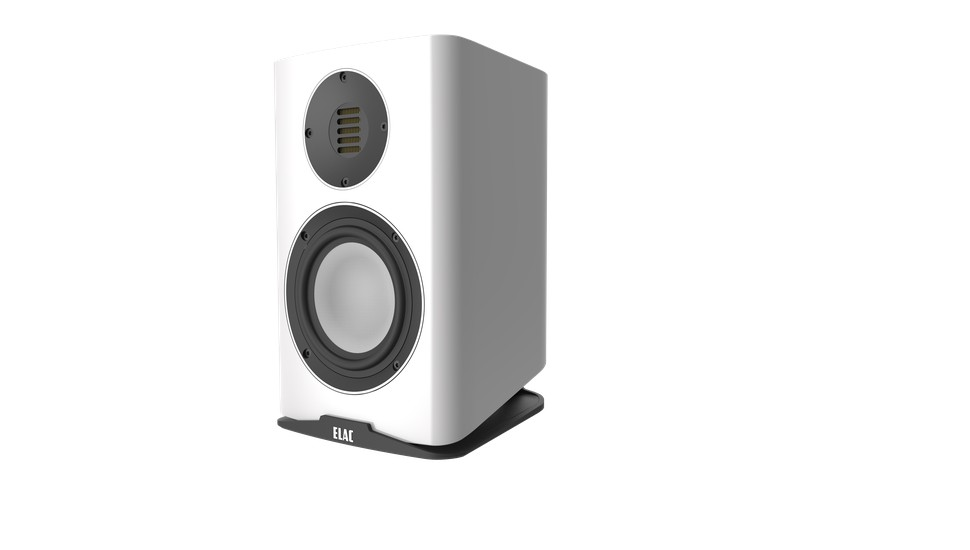Elac Carina BS243.4 bemutató The absolute sound