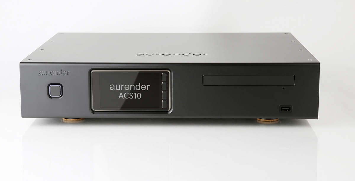 Aurender ACS10 bemutató - The Absolute Sound
