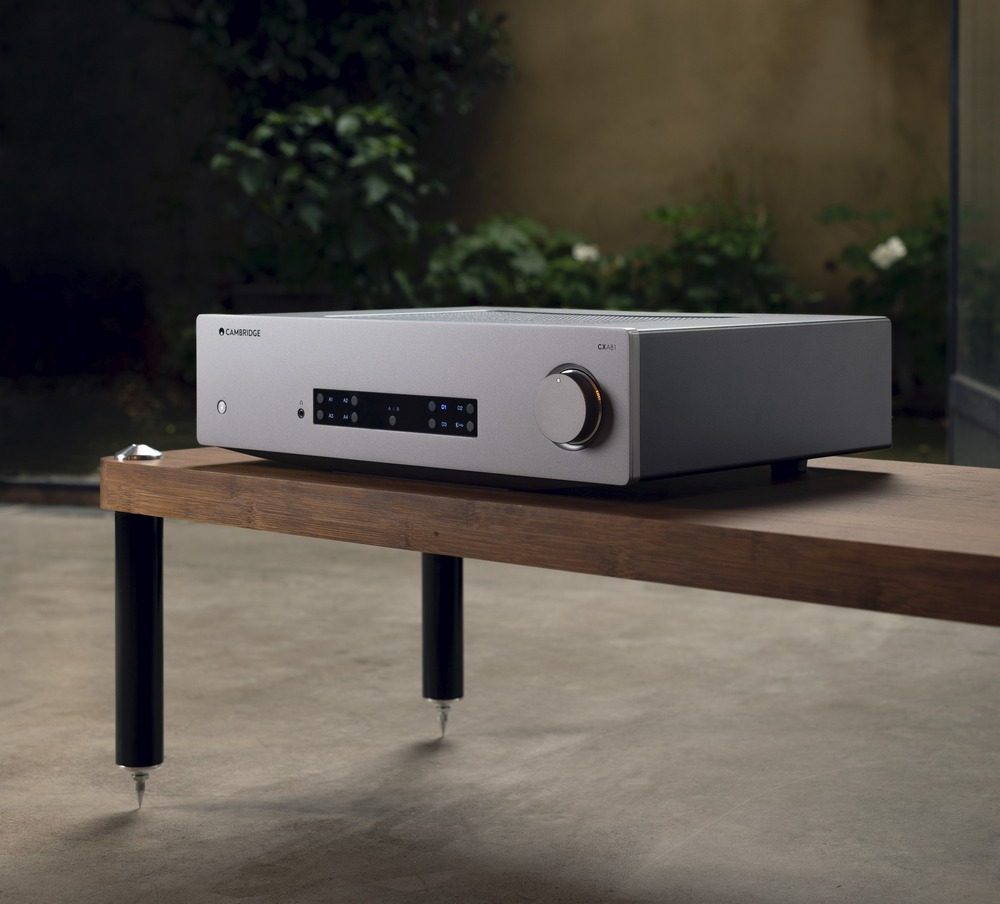 Cambridge Audio CXA81 - Stereophile bemutató