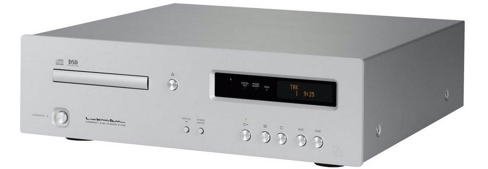 Luxman D-03X bemutató - The audiophileman