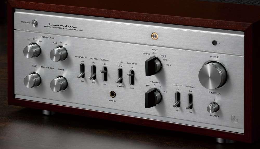 Luxman LX 380 bemutató - AudioFit.net