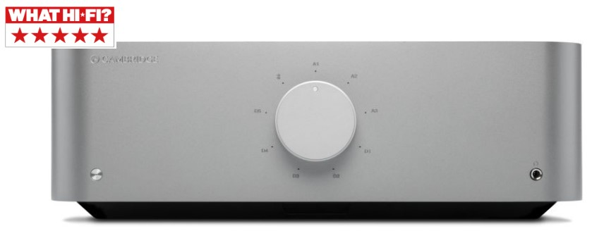 Cambridge Audio Edge A - Whathifi bemutató
