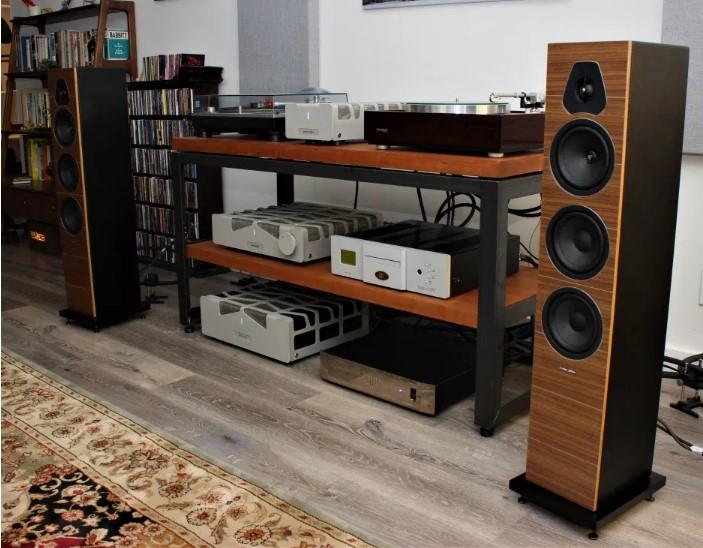 Sonus faber Lumina III bemutató - Parttime audiophile