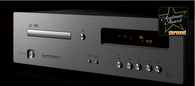 Luxman D 03X bemutató - Stereonet