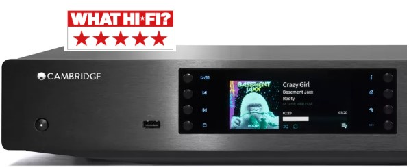 Cambridge Audio CXN V2 bemutató - WhatHifi