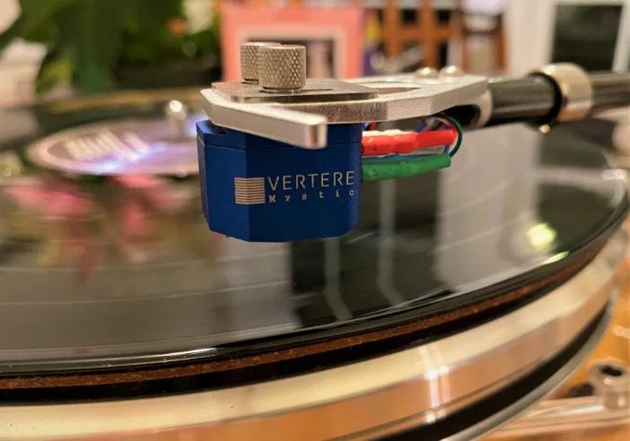 Vertere Mystic MC hangszedő és Phono 1 bemutató - Parttime Audiophile