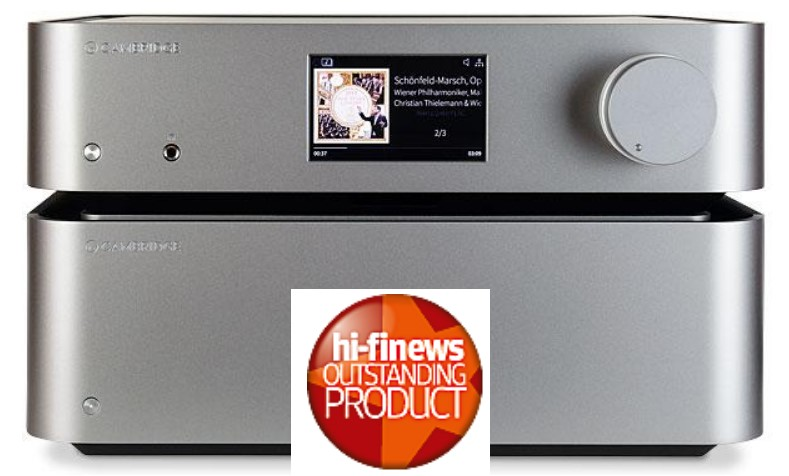 Cambridge Audio Edge NQ és M bemutató - Hifinews